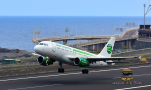 Germania: fliegt im Winter 2018/19 nach Santa Cruz de La Palma.