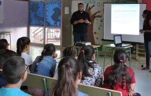 Topp: Meereskunde an den Schulen von La Palma! Foto: Cabildo
