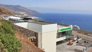 Wird wie angekündigt fertiggestellt: Mercadona öffnet am 8. November 2018 seine Pforten. Foto: La Palma 24