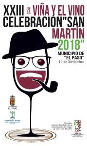 Jedes Jahr anders: Plakate für die Winzerkonferenz zu San Martín.