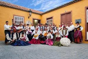 Los Llanos: Folklore-Abend!