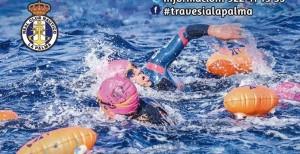 Hinein ins Nass: Open Water-Schwimmen im Osten der Isla Bonita.