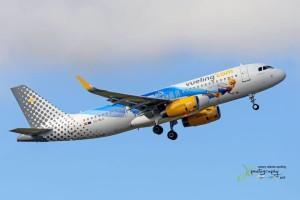 Vueling: Die Barcelona-SPC-Connection einmal pro Woche! Foto: Carlos Díaz