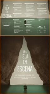 Programm Una Isla en Escena: draufklicken, dann kann man es lesen.