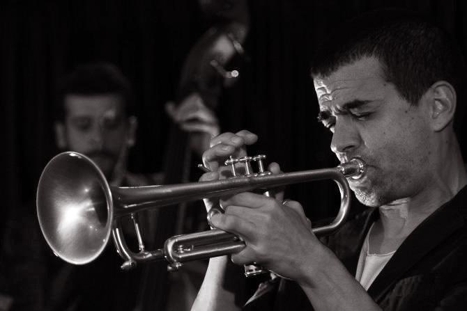 Idafe Pérez und Band: Pre-Dinner-Jazz.