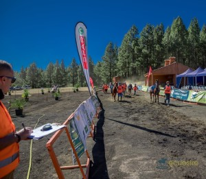 Raid-Wettbewerb auf La Palma: