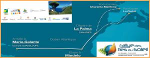 Rallye des Iles du Soleil: Am Samstag fällt der Startschuss auf La Palma.