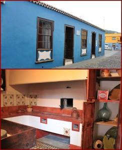 Das Ethnologische Museum in Tijarafe vermittelt die Kultur der Menschen in der ländlichen Gemeinde im Nordwesten von La Palma: In Zukunft