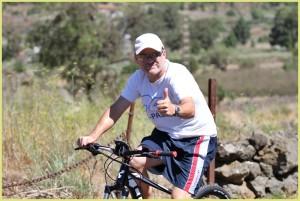 Michael Nguyen: Der La Palma 24-Chef testet die E-Bikes immer selbst.