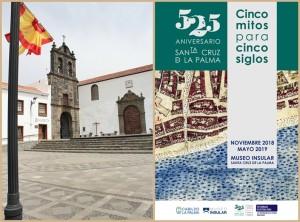 Dauerausstellung bis Mai 2019: Fünf Jahrhunderte Santa Cruz im Inselmuseum. Foto: La Palma 24