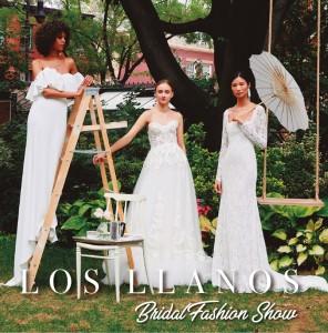 Los Llanos: Brautmodenschau mit Verkaufsständen!
