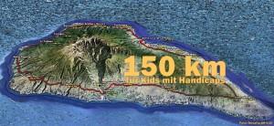 Mehr als 150 Kilometer: Desafío für ganz harte TrailrunnerInnen.