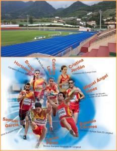Miraflor-Stadion in neuem Glanz: Am Freitag reisen LeichtathletInnen aus dem spanischen Olympiakader an, um hier zu trainieren. Foto: Cabildo
