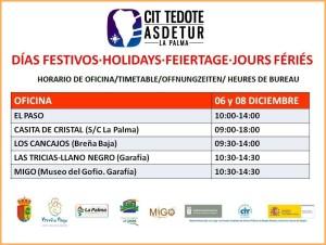Tourismusbüros: Am Donnerstag und Samstag gelten andere Öffnungszeiten!