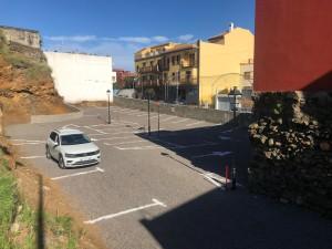 Parken in der City zum Nulltarif: Breña Alta macht´s möglich.