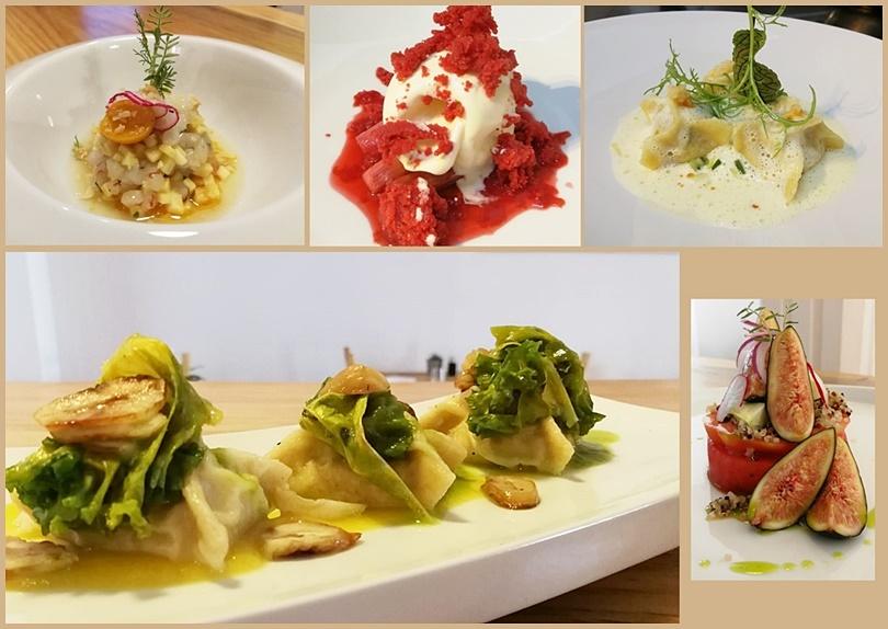 Internationale Kreativküche von Dennis: Da bekommt man Appetit!