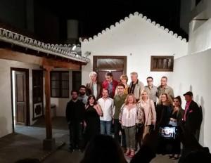 Real Market in Los Llanos: Das sind die ausstellenden KünstlerInnen.