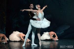 Moskauer Ballett: Schwanensee auf Teneriffa.