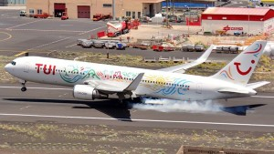 Transavia-SPC: zwei Flieger pro Woche im Sommer 2019. Foto: Carlos Díaz