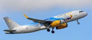 Vueling: Die Low Cost Airline sorgt für Anreisealternativen über Barcelona. Foto: Carlos Díaz