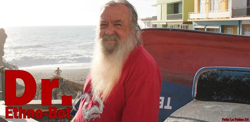 Wolf Dieter Storl Schriftsteller: Urlaub auf La Palma