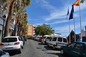 Calle Castillete: In Gassen wie dieser um die Plaza Alameda beginnt die Umgestaltung.