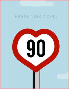 90 statt bisher 100 Sachen auf Landstraßen in Spanien: ab 29. Januar 2019!