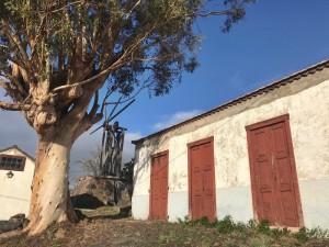 Molino de El Roque: wird zu einem Besucherzentrum in Sachen Brauchtum ausgebaut. Foto: Gemeinde