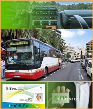 Busfahren auf La Palma 2019: Neu sind Bonus-Tickets für Residenten und modifizierte Linien. Den Vielfahrer-Pass
