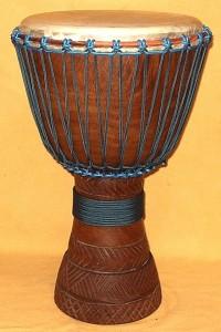 Djembe: für Leute mit Spaß am Trommeln! Foto: Wikipedia