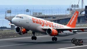 Airport Santa Cruz de La Palma: Mehr als 1,4 Millionen Passagiere 2018 - ein Plus von 9,9 Prozent gegenüber dem Jahr 2017. Foto: Carlos Díaz