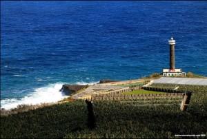 Leuchtturm an der Punta Cumplida in Barlovento: Im März 2019 wird hier ein Hotel eröffnet. Foto: Fernando Rodríguez/Palmeros en el Mundo