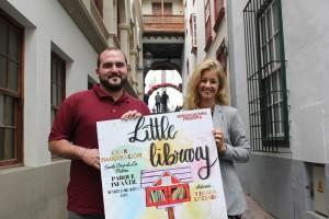 Santa Cruz: Leseförderung durch Einstieg ins Programm Little Library.