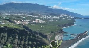 Küstenweg in Tazacorte geplant: vom Stadtteil San Borondón bis zum Hafen.