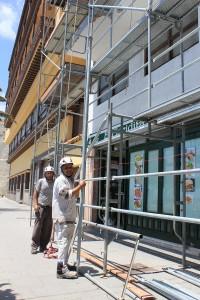 Arbeit auf La Palma: Wer eine hat, kann sich freuen. Foto: La Palma 24