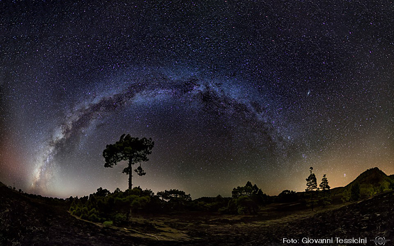 La Palma Sternenhimmel