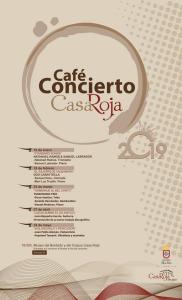 Im Roten Museum in Mazo: Konzerte, Kaffe und Gebäck.