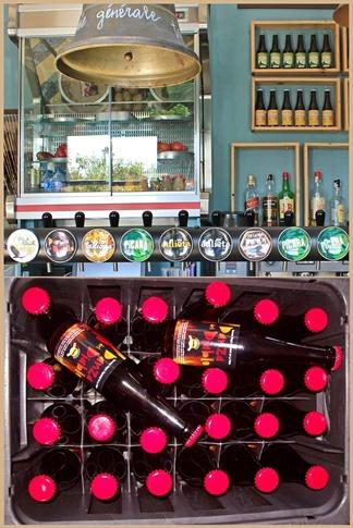 Die Biere von Gino gibt es in vielen Supermärkten, Bars und Restaurants - aber man kann auch im Restaurant Flaschen mitnehmen. Darüber hinaus findet man die frechen Ales aus Tijarafe auch auf Messen oder gastronomischen Events im Jahreslauf auf La Palma. Auch auf der Internetseite kann man die ehrlichen Cervezas und sogar die Trappistenkelche bestellen!