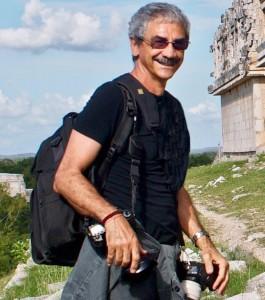 César Russ: Starfotograf verliebte sich in die Insel und hielt dies in einem Bildband fest.