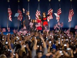 Familie Obama: Dieses Foto schoss César Russ als Privatfotograf des einstigen US-Präsidenten.