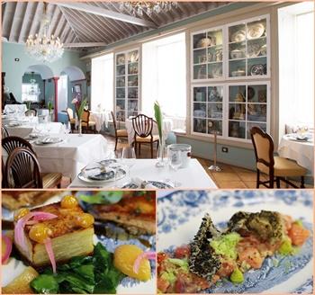 Das El Sitio in Tazacorte: erstes REstaurant auf La Palma, das sich mit einer Sol des Guía Repsol schmücken darf. Fotos: Hacienda de Abajo