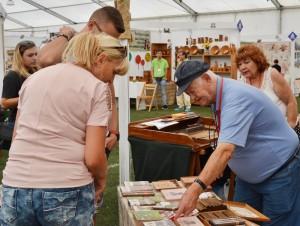 Kunsthandwerkermesse La Palma: Rund 200 Artesanos von der Insel zeigen ihr Können. Foto: Cabildo