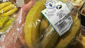 Plastik-Unsinn: Bananen aus Gran Canaria, verkauft bei Lidl auf La Palma un