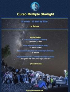 Starlight-Guides-Kurse: das Programm.