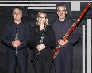 Antiguas Salinas in Los Cancajos: Kammermusik!