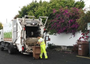 Nochmal gut gegangen: Der geplante Streik der Müllabfuhr wurde gecancelt.