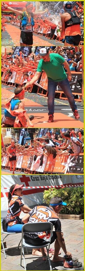 Transvulcania La Palma: Ein Sportereignis, das für Emotionen und ein total begeistertes Publikum berühmt ist und deshalb unter den SkyrunnerInnen Kultstatus hat. Fotos: La Palma 24