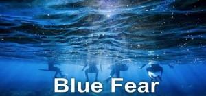 Blaue Angst: Unterwasserfotos.