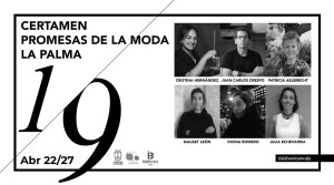 Sie haben die Chance: TeilnehmerInnen beim Nachwuchswettbewerb in Sachen Mode und Schmuck auf La Palma.