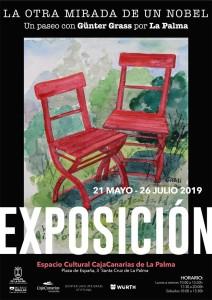 Der Literatur-Nobelpreisträger Günter Grass war auch ein vielseitiger Künstler: Die Schau auf La Palma wird es zeigen.